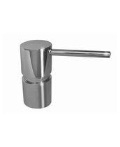 Commercial soap dispenser / built-in / chrome / manual