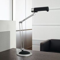 Office lamp / contemporary / aluminum / adjustable