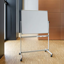 Magnetic board / self-supporting / aluminum / steel