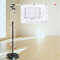Indoor display panel / magnetic / aluminum