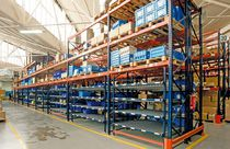 Universal shelving / storage / galvanized steel