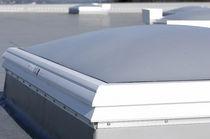Polyester skylight