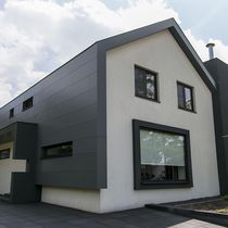 Basalt cladding / smooth / panel