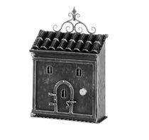Wall-mounted mailbox / individual