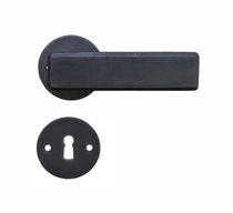 Door handle / wrought iron / contemporary