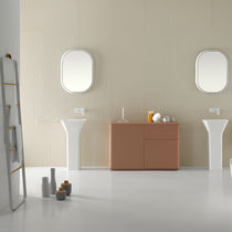 Bathroom base cabinet / free-standing / by Arik Levy
