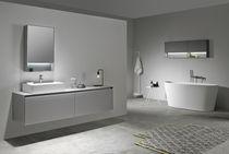 Contemporary bathroom / ceramic