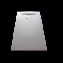 Rectangular shower base / Corian®