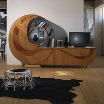 Original design bookcase / wooden