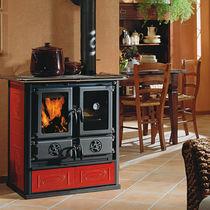 Wood range cooker / cast iron