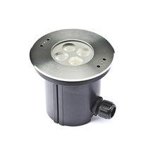 Recessed wall spotlight / recessed floor / outdoor / LED