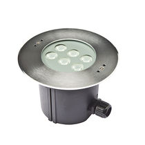 Recessed wall spotlight / recessed floor / outdoor / LED