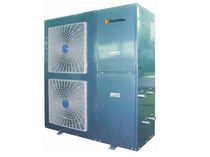 Air/water heat pump / commercial / outdoor / inverter