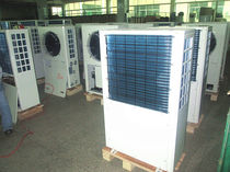Air source heat pump / commercial / outdoor
