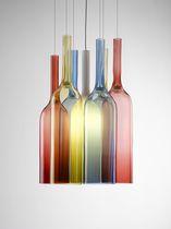Pendant lamp / original design / glass