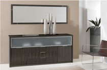 Contemporary sideboard / wooden