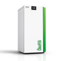 Pellet boiler / residential / condensing