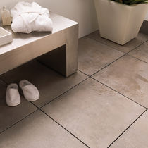 Indoor tile / outdoor / for floors / porcelain stoneware