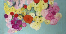 Oil painting decorative painting / combi