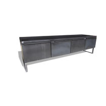 Industrial style sideboard / steel / custom