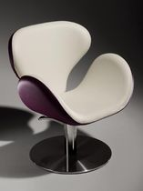 Styling armchair / Pop Art design / polyurethane / steel