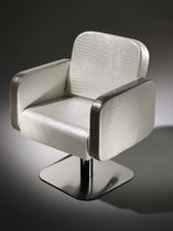 Styling armchair / contemporary / polyurethane / WPC