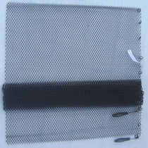 interior fitting woven wire fabric stainless steel diamond mesh
