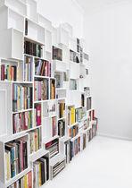 Modular bookcase / contemporary / MDF