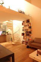 Modular shelf / contemporary / MDF