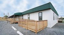 Modular building / prefab / temporary / steel