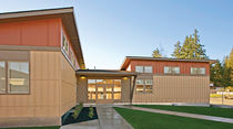 Prefab building / modular / steel / steel framing