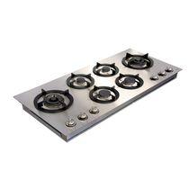 Gas cooktop / wok