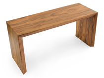 Sideboard table / contemporary / wooden / for offices