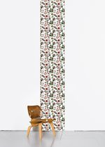 Contemporary wallpapers / multi-color / animal motif / floral