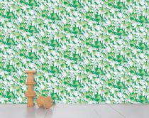 Contemporary wallpaper / nature pattern / non-woven / printed
