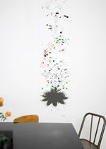 Contemporary wallpapers / sketch / multi-color / non-woven