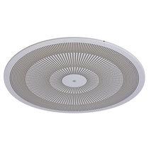 Ceiling displacement air diffuser / round / circular