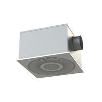 Ceiling air diffuser / square / multi-nozzle