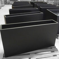 Composite planter / square / rectangular / custom