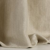 Curtain fabric / upholstery / plain / polyester