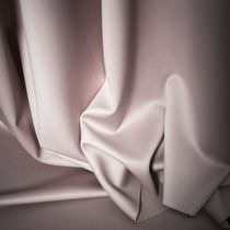 Curtain fabric / upholstery / plain / wool