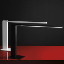 Table lamp / contemporary / methacrylate / LED