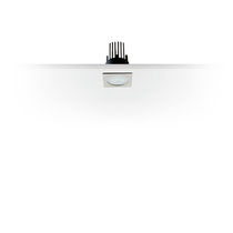 Built-in spotlight / indoor / LED / square