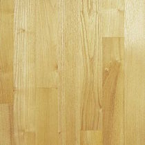 Solid parquet flooring / oiled
