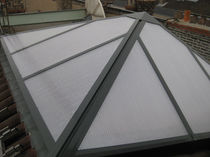 Aluminum skylight