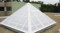 Steel skylight
