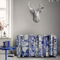 Original design sideboard / lacquered wood