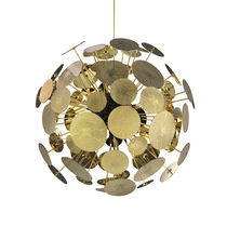 Pendant lamp / original design / aluminum