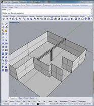 Interior design software / measurement / BIM (Building Information Modeling) / CAD