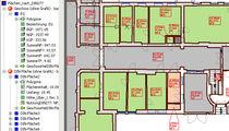 CAD software / drawing / monitoring / calculation